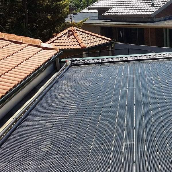 solar swimming pool heater repairs