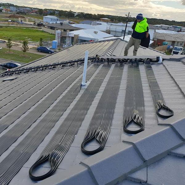 solar swimming pool heating repairs