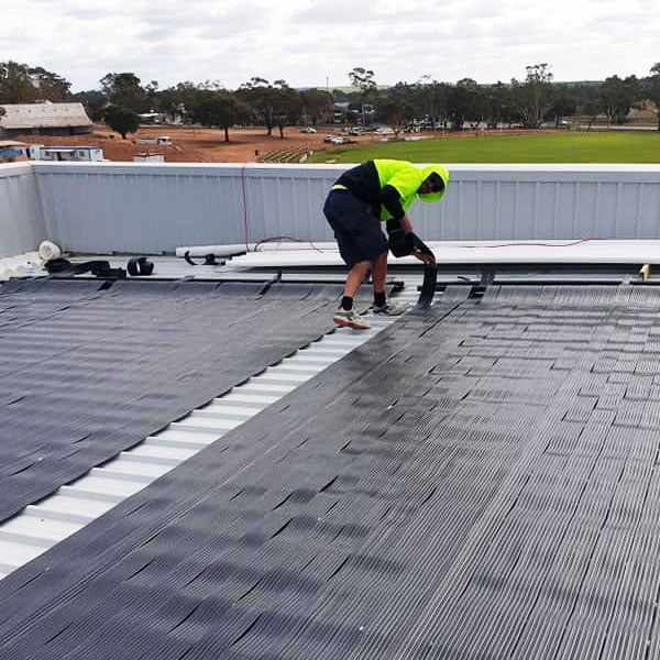 strip solar panel repairs bacchus marsh