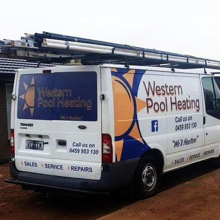 western pool heating - solar panel repairs