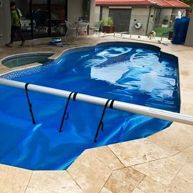 solar pool covers and blankets Caroline Spring