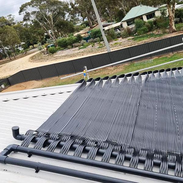 Solar Pool Heating Lara