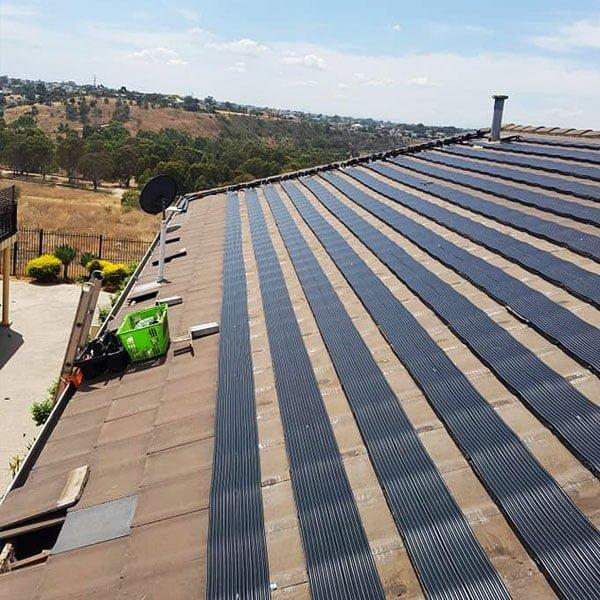 Solar Pool Heating Melton