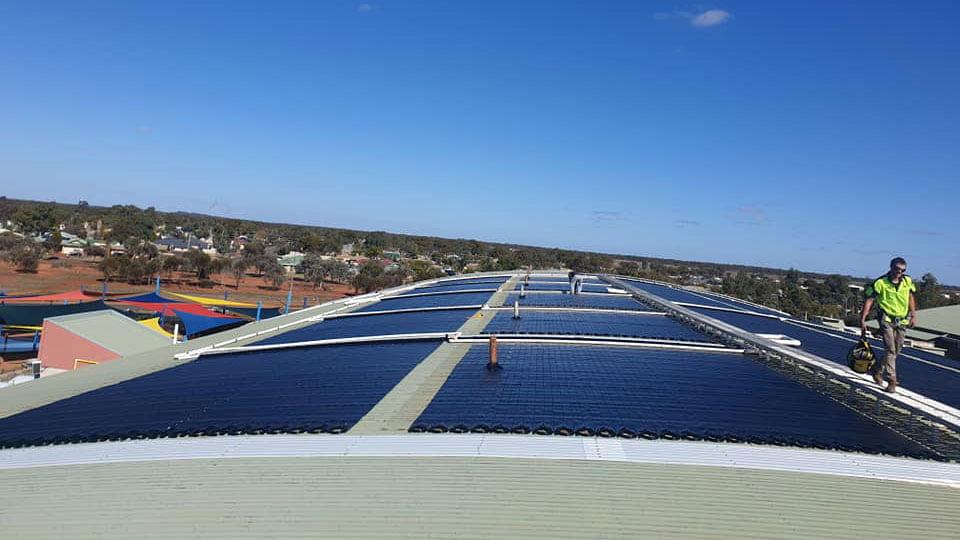 Solar Pool Heating Werribee